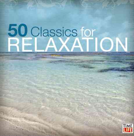 50 CLASSICS FOR RELAXATION (CD)